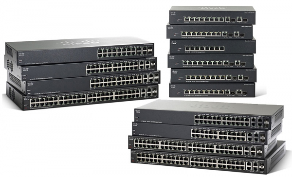 Cisco SF300-24 (SRW224G4-K9-UK)